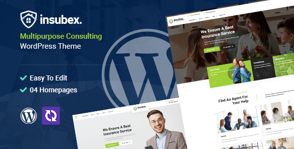 [Free Download] Insubex | Multipurpose Consulting WordPress Theme (Nulled) [Latest Version]