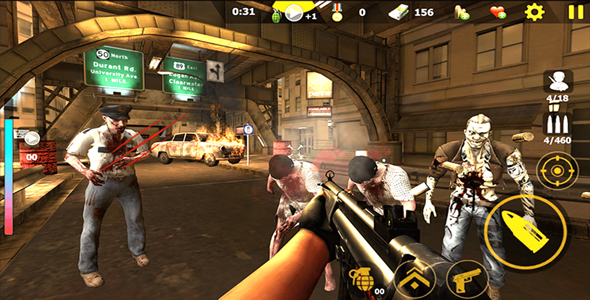 [Free Download] Zombie Shooter Survival killer 3D Unity Game (Nulled) [Latest Version]