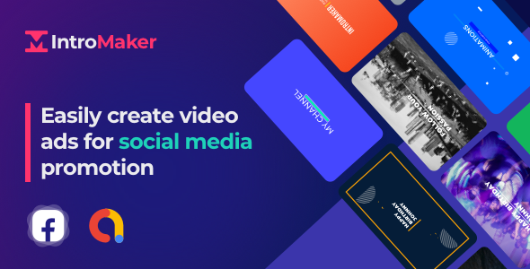 [Free Download] Intro Maker – Promo Video Maker, Ad Creator (Nulled) [Latest Version]