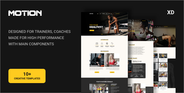 [Free Download] MTN – Fitness & Healthy Lifestyle Template (Nulled) [Latest Version]