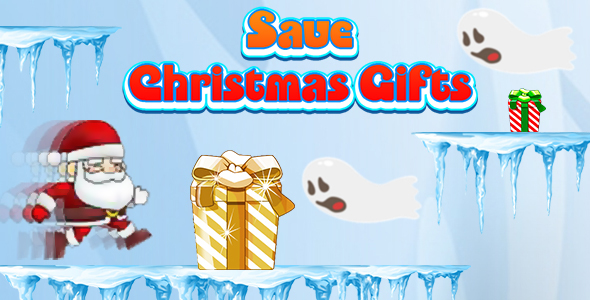 [Free Download] Save Christmas Gifts (CAPX and HTML5) (Nulled) [Latest Version]