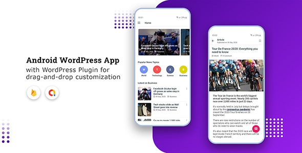 [Free Download] Android WordPress App (Nulled) [Latest Version]