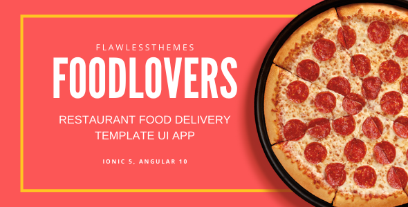 [Free Download] Multi Restaurant and Food Delivery App Template UI (Ionic 5, Angular 10) (Nulled) [Latest Version]