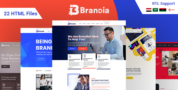 [Free Download] Brandia- Next Generation Business HTML template with RTL Support (Nulled) [Latest Version]