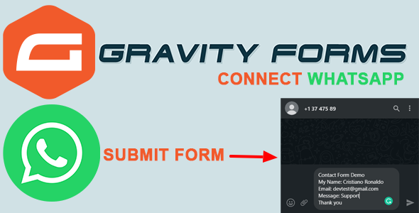 [Free Download] Gravity Forms Connect WhatsApp (Nulled) [Latest Version]