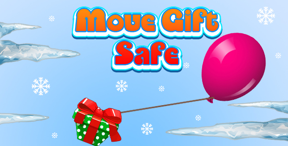 [Free Download] Move Gift Safely (CAPX and HTML5) Christmas Game (Nulled) [Latest Version]