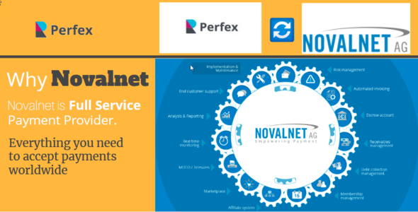 [Free Download] Novalnet AG – Payment Gateway for Perfex CRM (Nulled) [Latest Version]