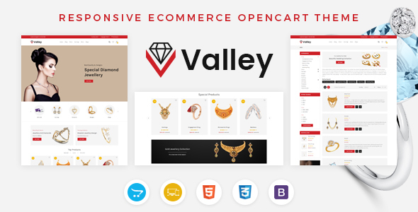 [Free Download] Valley – Jewellery OpenCart Responsive Theme (Nulled) [Latest Version]