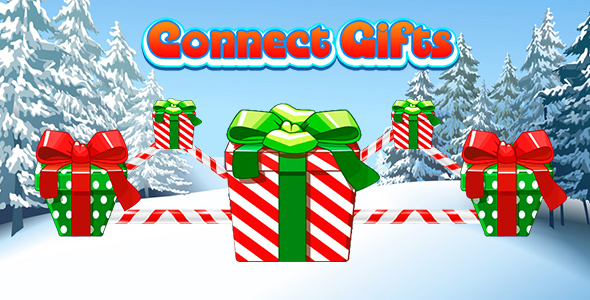 [Free Download] Connect Gifts (CAPX and HTML5) Christmas Game (Nulled) [Latest Version]