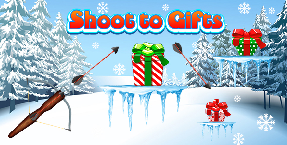 [Free Download] Shoot to Gifts (CAPX and HTML5) Christmas Game (Nulled) [Latest Version]