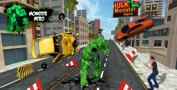 [Free Download] Monster Super Heroes  Incredible Fight In City (Nulled) [Latest Version]