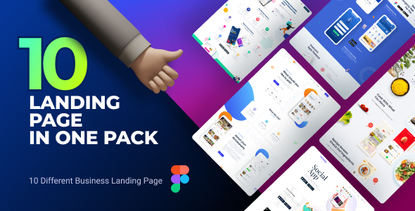 [Free Download] POCO | Landing Page Package Figma Template (Nulled) [Latest Version]