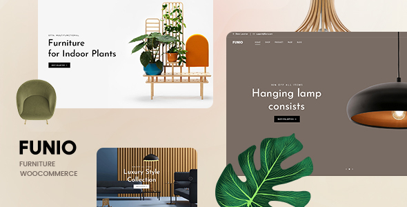 [Free Download] Funio – Funiture WooCommerce WordPress Theme (Nulled) [Latest Version]