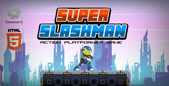 [Free Download] Super Slashman – Construct 2 Html5 Game (Nulled) [Latest Version]