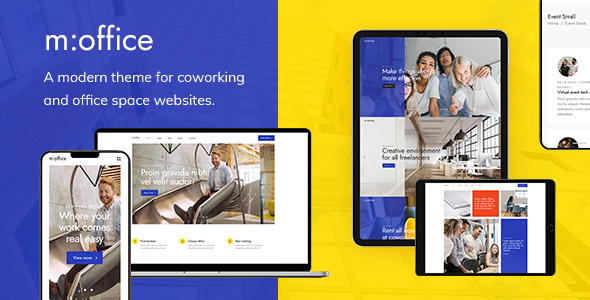 [Free Download] MultiOffice – Coworking Space Theme (Nulled) [Latest Version]