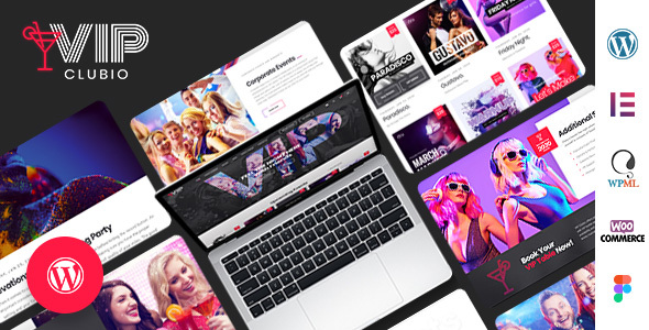 [Free Download] Clubio – Night Club WordPress Theme (Nulled) [Latest Version]