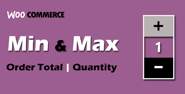 [Free Download] Min and Max Order total, quantity for WooCommerce (Nulled) [Latest Version]