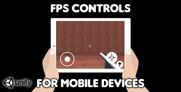 [Free Download] FPS Controls for mobile devices (Unity Source Code) – easy first person shooter virtual controls (Nulled) [Latest Version]