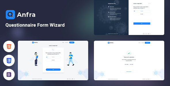 [Free Download] Anfra – Questionnaire Form Wizard (Nulled) [Latest Version]