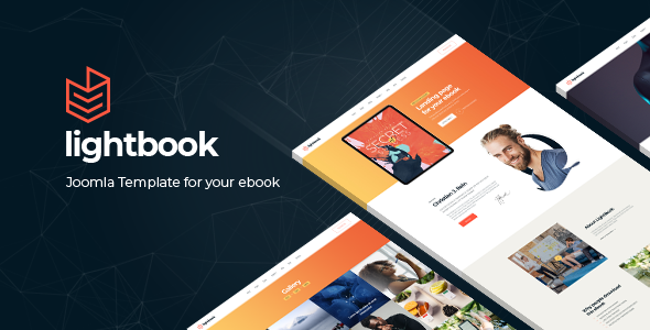 [Free Download] Lightbook – Book Author Promo Joomla Template (Nulled) [Latest Version]