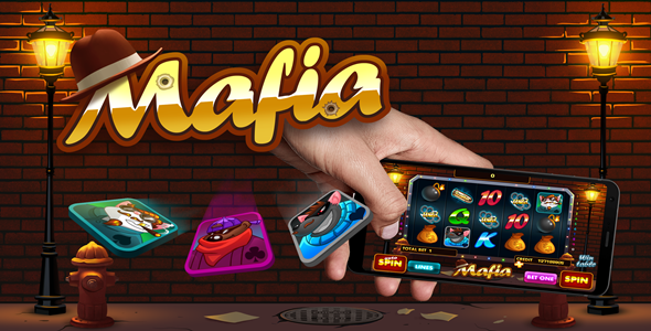 [Free Download] Mafia Slot Machine (Nulled) [Latest Version]