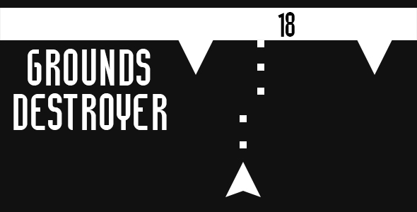 [Free Download] Grounds Destroyer – HTML5 Game (CAPX) (Nulled) [Latest Version]