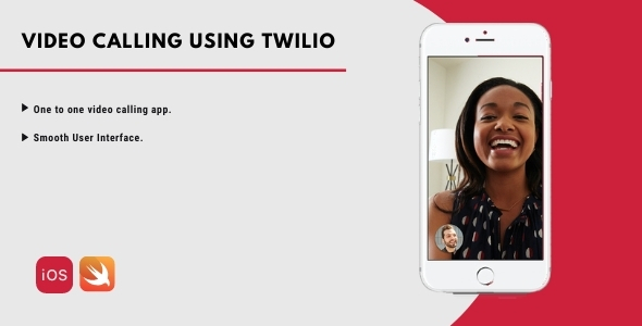 [Free Download] Twilio Video Calling | ios (Nulled) [Latest Version]
