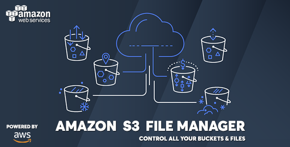[Free Download] AWS Amazon S3 – Ultimate Personal File Manager (Nulled) [Latest Version]