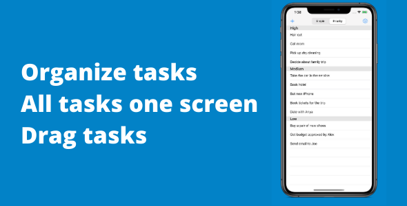 [Free Download] To-Do List & Task Manager (Nulled) [Latest Version]