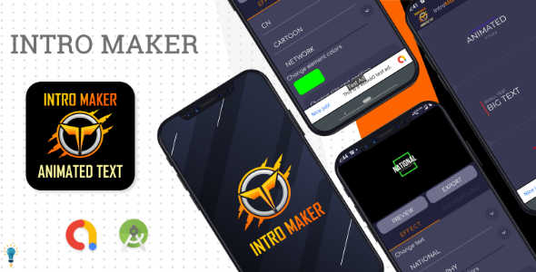 [Free Download] Intro Maker – Text Animator (Nulled) [Latest Version]