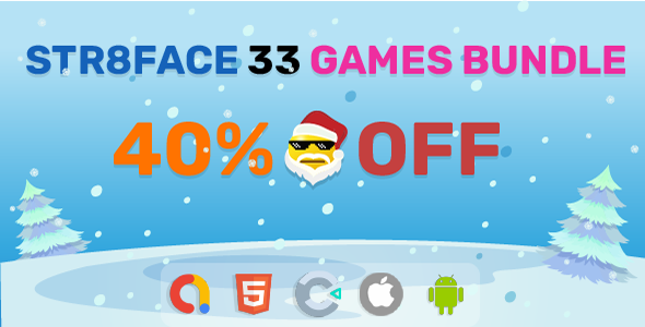 [Free Download] Bundle #6 33 Games | HTML5 | All with Construct 3 | C3p (Nulled) [Latest Version]