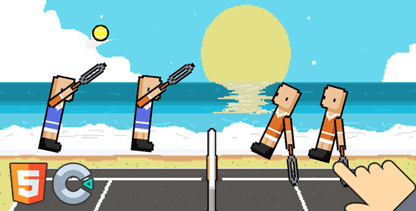 [Free Download] Funny Tennis Physics – HTML5 Game (Capx&c3p) (Nulled) [Latest Version]
