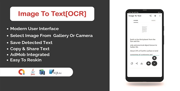 [Free Download] Image To Text[OCR] (Nulled) [Latest Version]