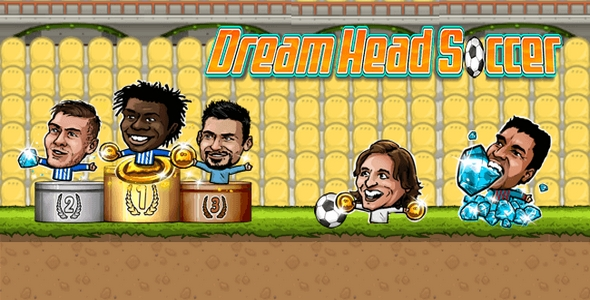 [Free Download] Dream Head Soccer Project unity (Nulled) [Latest Version]