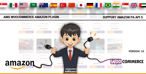 [Free Download] Affiliate Management System – WooCommerce Amazon (Nulled) [Latest Version]