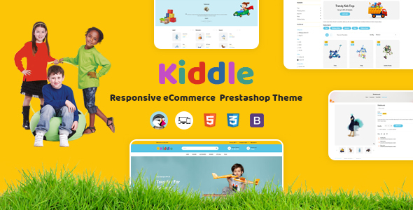 [Free Download] Kiddle – Responsive Prestashop Theme (Nulled) [Latest Version]