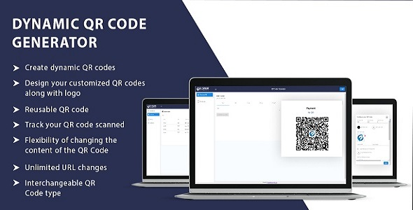 [Free Download] Dynamic QR code generator (Nulled) [Latest Version]