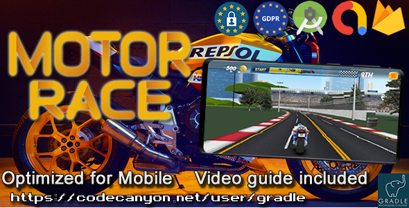 [Free Download] Motor Race (Admob + GDPR + Android Studio) (Nulled) [Latest Version]