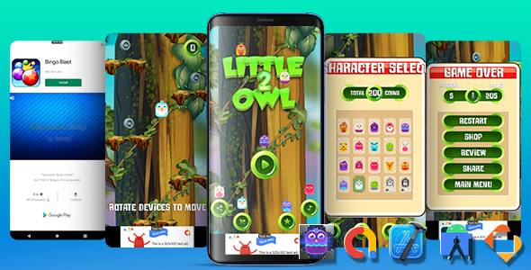 [Free Download] Little Owl 2 Game Template (Nulled) [Latest Version]
