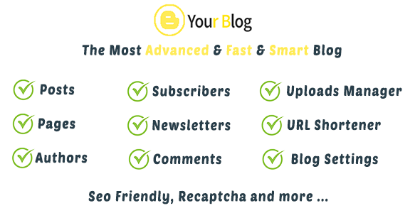 [Free Download] Your Blog – ASP.NET MVC Advanced Blog (Nulled) [Latest Version]