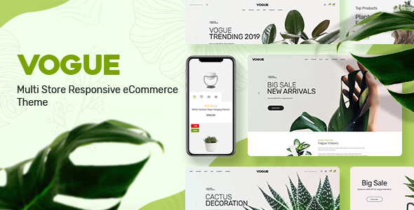 [Free Download] Vogue – Plant Store Prestashop Theme (Nulled) [Latest Version]