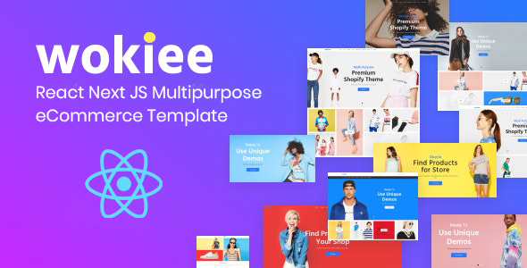 [Free Download] Wokiee – React Next JS Multipurpose eCommerce Template (Nulled) [Latest Version]
