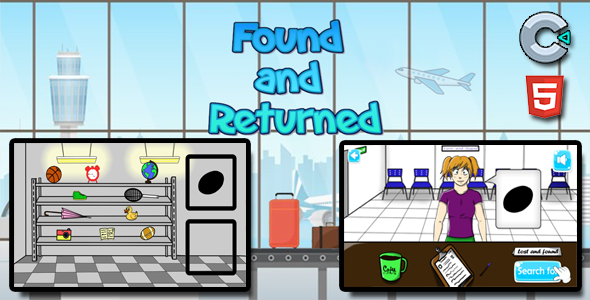 [Free Download] Found and Returned – HTML5 PC Game (Nulled) [Latest Version]