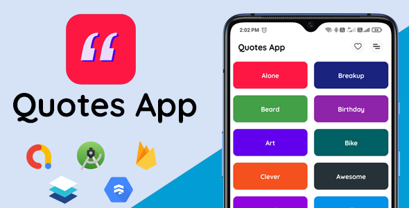 [Free Download] Quote.ly – The Ultimate Quotes App with Firebase as Backend & AdMob Integrated (Nulled) [Latest Version]
