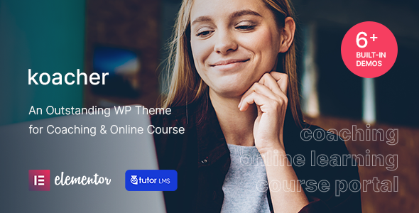 [Free Download] Koacher – Coaching & Online Course WP Theme (Nulled) [Latest Version]
