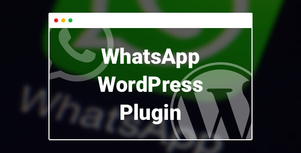 [Free Download] Share WhatsApp Plugin (Nulled) [Latest Version]