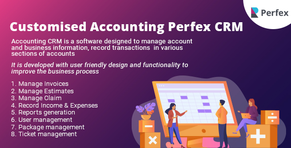 [Free Download] Customised Accounting Perfex CRM (Nulled) [Latest Version]