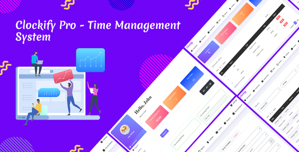 [Free Download] Clockify Pro – Time Management system (Nulled) [Latest Version]