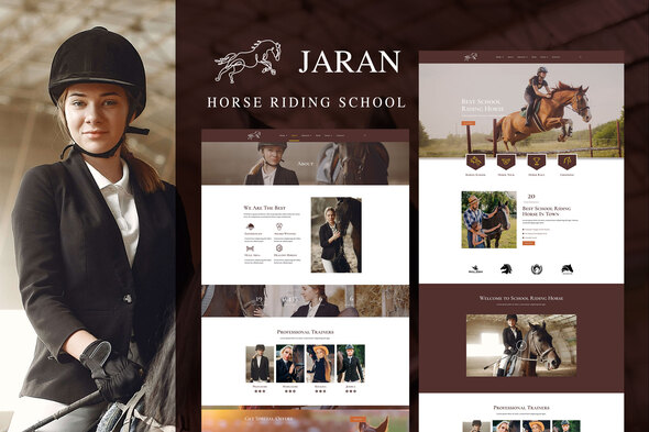 [Free Download] Jaran – Horse Riding School (Nulled) [Latest Version]