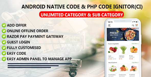 [Free Download] My Shop( Native E-commerce Mobile App) (Nulled) [Latest Version]